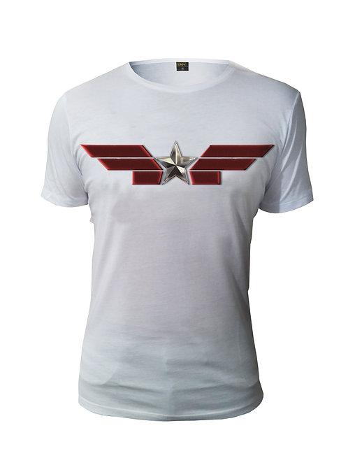 Baskılı T-shirt (WINGS)