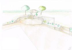 esquisse projet terracity