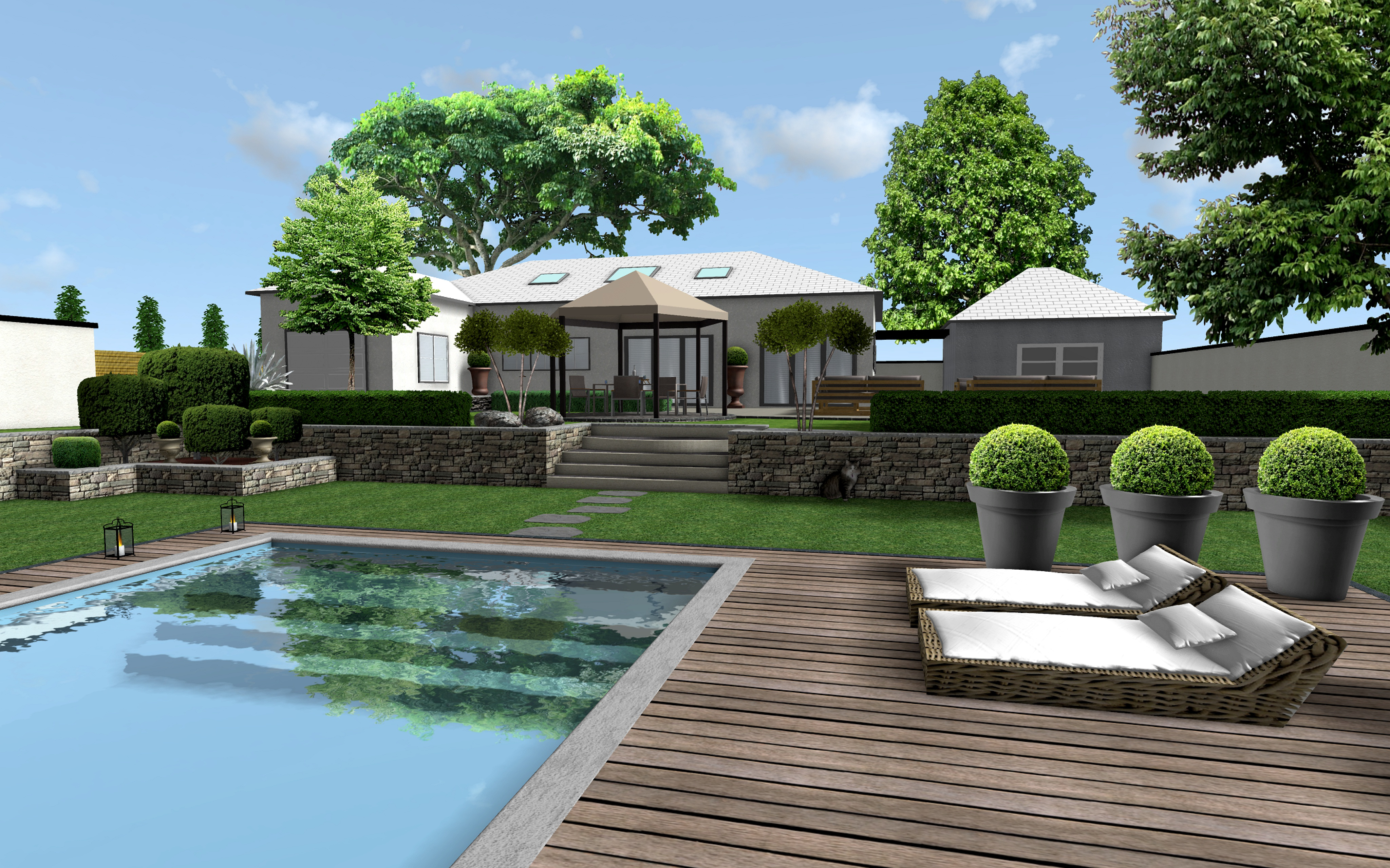 projet complet terracity