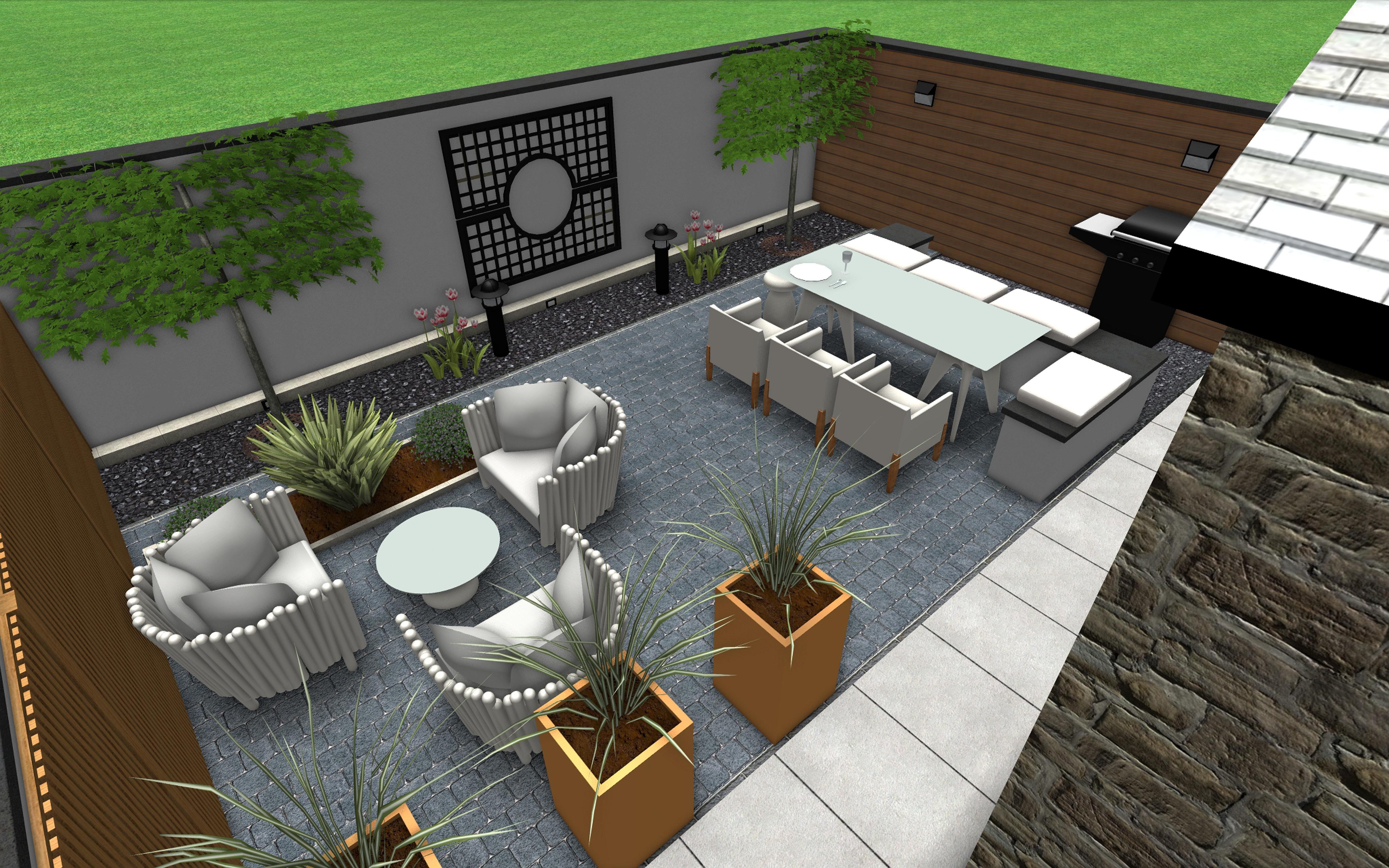 projet jardin ville 56m² terracity