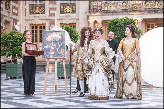 """Reprise du spectacle """"Les Arts Florissans"""" (créé en 2017)"""