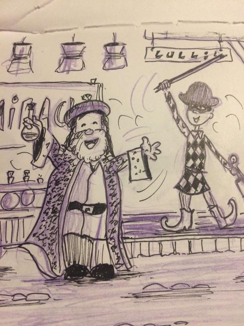 Le Petit Lully / Opéra pour enfants