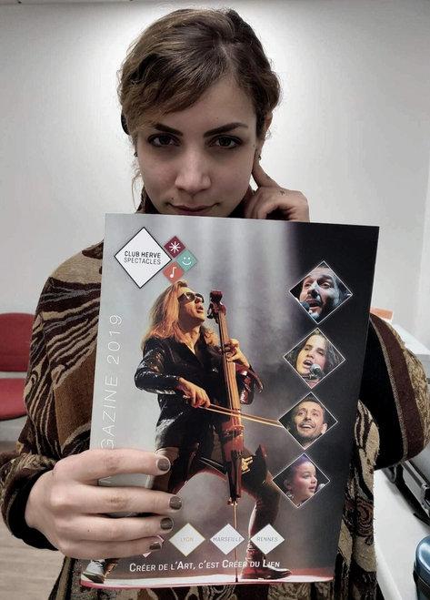 2019 / Programme de concert...
