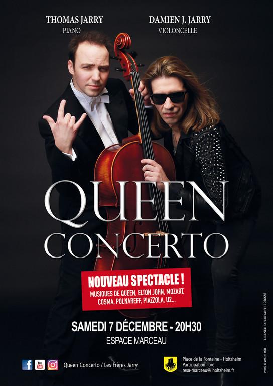 Queen Concerto / Holtzheim
