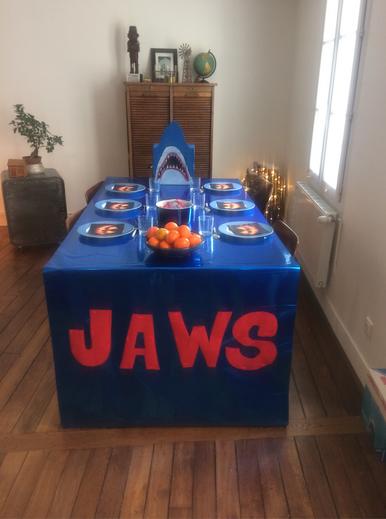 Anniversaire JAWS