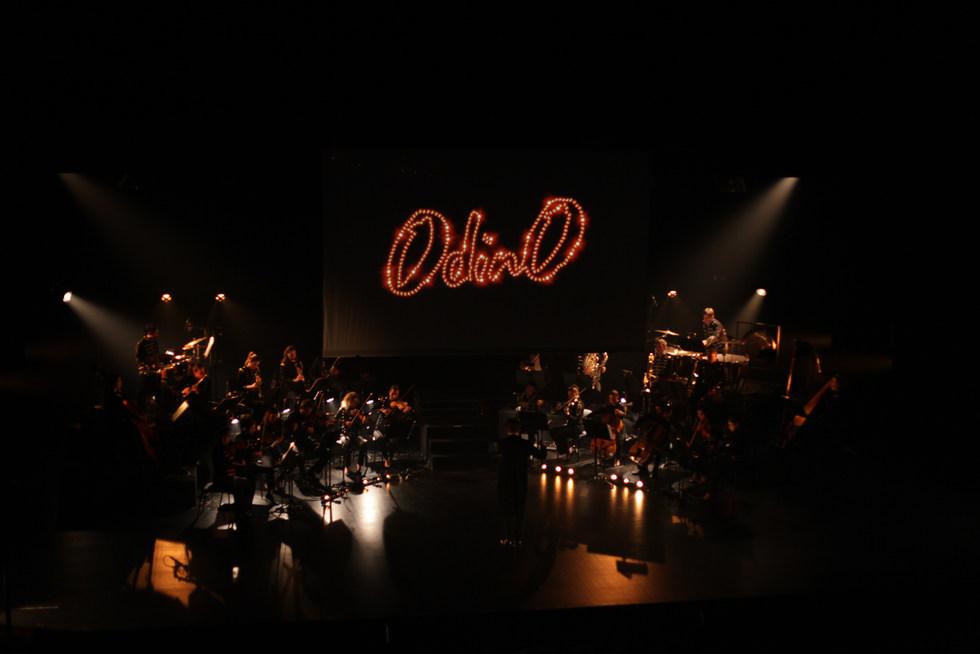 2016-18 / Odino