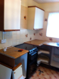 Clients Eager to Update Kitchen