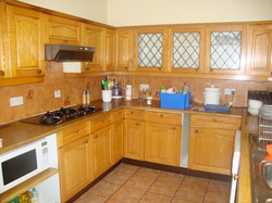 Outdated Family Kitchen