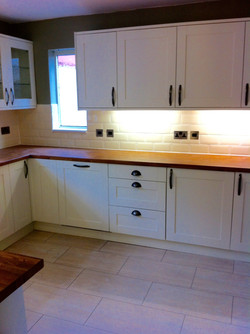 Modernised Kitchen=Delighted Clients