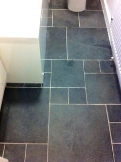 New Slate Flooring