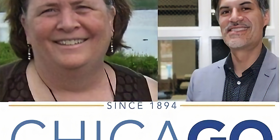 Dr. Karen Haigh, Ph.D. & Jesús Oviedo, the Atelierista