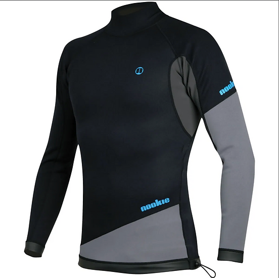 Nookie Ti Vest 1mm Neoprene Wetsuit Top Long Sleeve