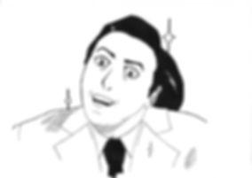 Nicolas Cage manga