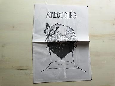 Atrocités édition