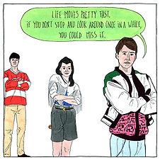 Ciné Dimanche n°53 - La Folle journée de Ferris Bueller