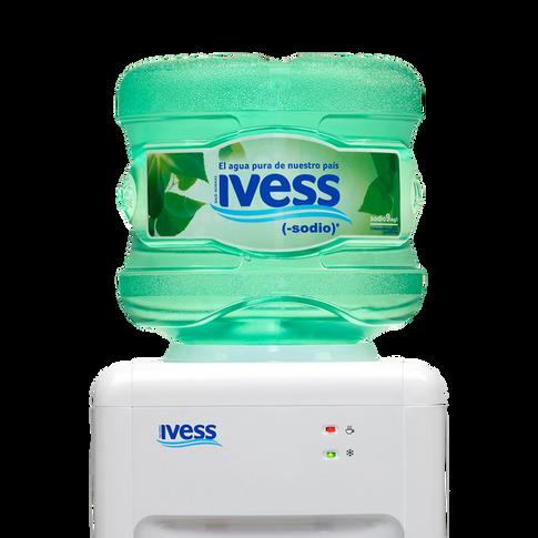 Botellon IVESS -sodio retornable 12 litros
