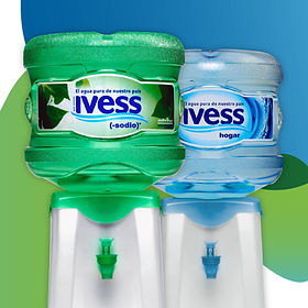 Dispenser natural IVESS