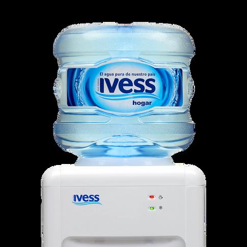 Botellon IVESS Hogar retornable 12 litros