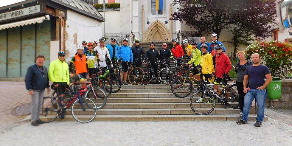 Radwallfahrt Mariazell 2021