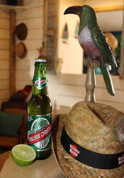Bière Palma Cristal Cubaine