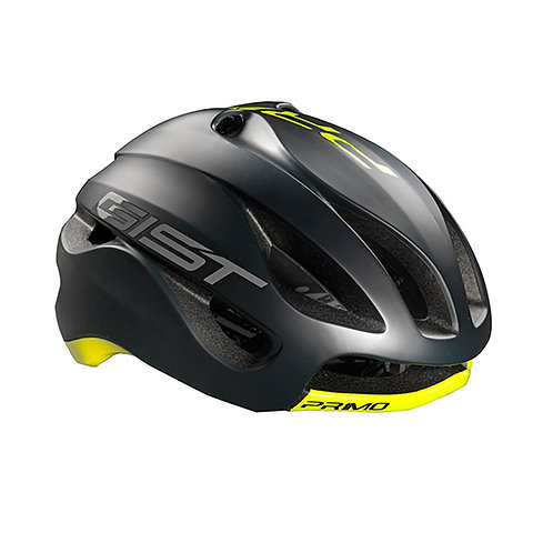 CASCO GIST PRIMO BLACK YELLOW