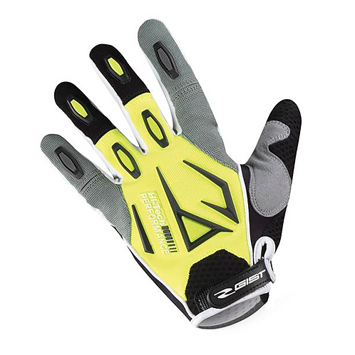 GUANTE GIST DOWNHILL YELLOW