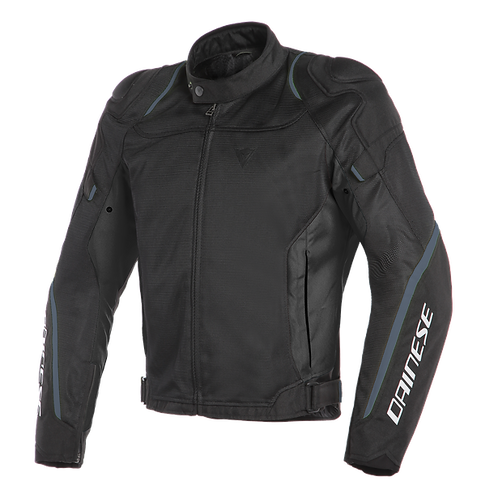 CHAMARRA DAINESE AIR MASTER TEX BLACK