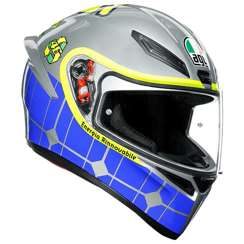 CASCO AGV K-1 MUGELLO 2015