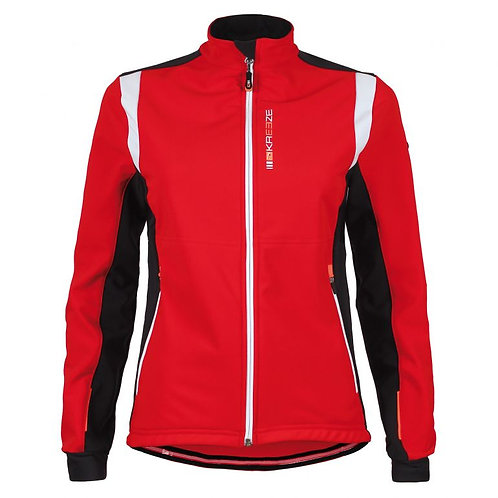 CHAMARRA BICYCLE SESTO CROSS WOMEN RED