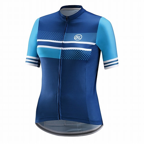 PLAYERA BICYCLE MITICA WOMAN BLUE