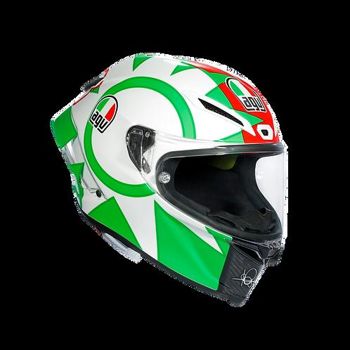 CASCO AGV PISTA GP R PLK MUGELLO 2018