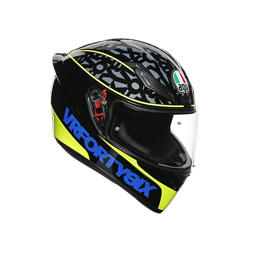 CASCO AGV K-1 TOP SPEED 46