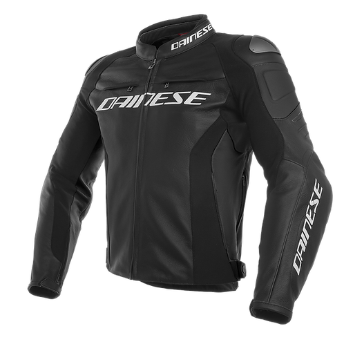 CHAMARRA DAINESE RACING 3 LEATHER BLACK