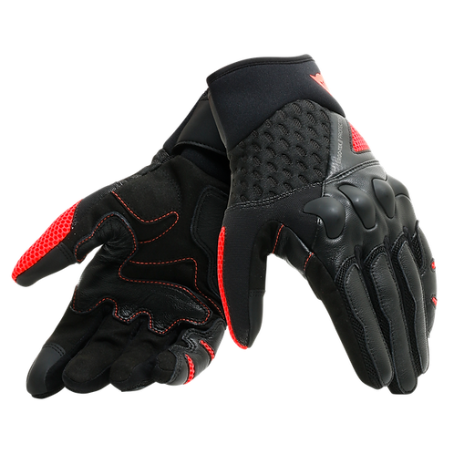 GUANTES DAINESE X-MOTO RED FLUO