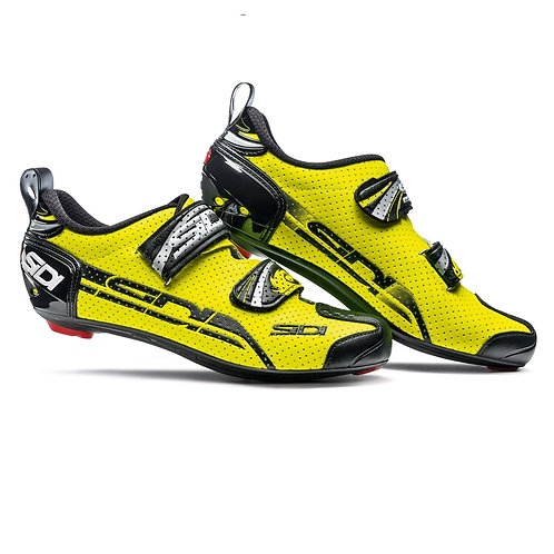SIDI T-4 AIR CARBON COMPOSITE YELOW