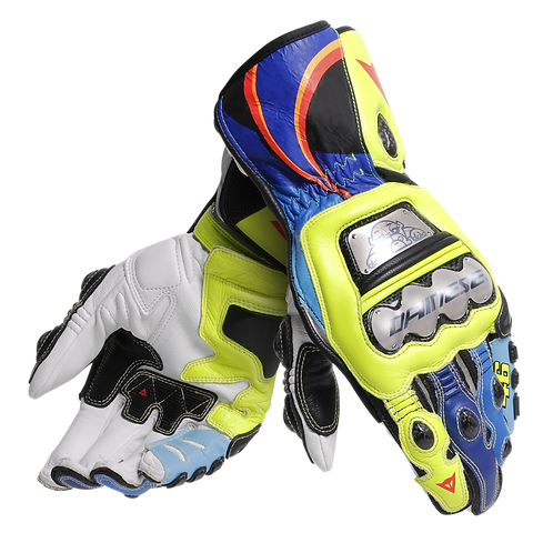 GUANTES DAINESE FULL METAL 6 VR46