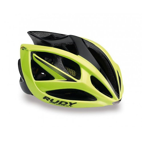 CASCO RUDY AIRSTORM YELLOW MATTE