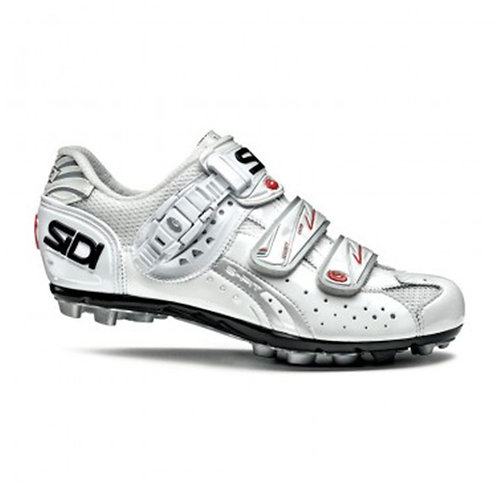 SIDI MTB EAGLE 5 FIT WOMEN WHITE LUCIDO