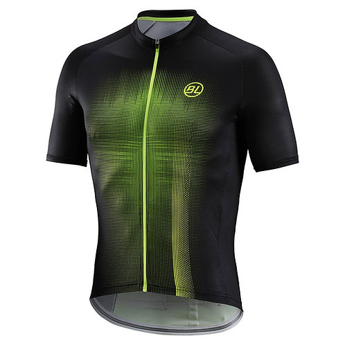 JERSEY BICYCLE LINE TREVISO YELLOW