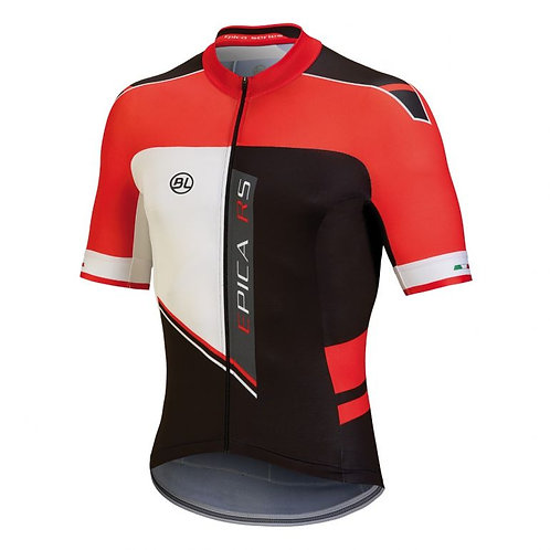 PLAYERA BICYCLE EPICA RS RED