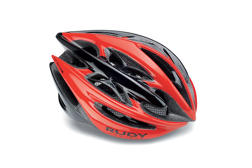 CASCO RUDY STERLING + RED SHINY