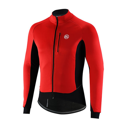 CHAMARRA BICYCLE SHIELDON RED