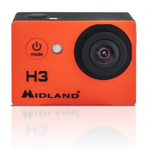 ACTION HD CAM MIDLAND H3