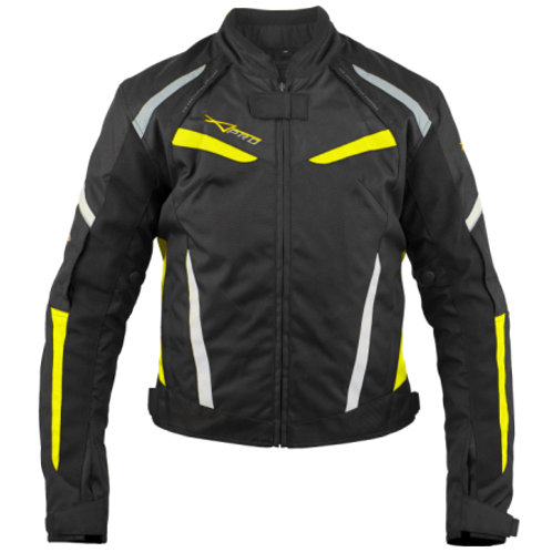 CHAMARRA A-PRO HASSEN LADY FLUO