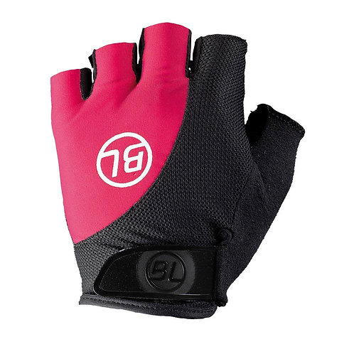 GUANTES BICYCLE DISCESA LADY FUXIA