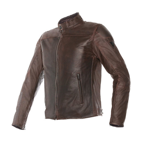 CHAMARRA DAINESE MIKE PELLE BROWN