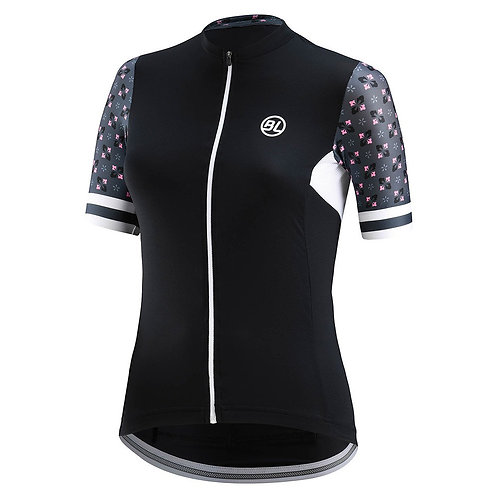 PLAYERA BICYCLE NINFEA BLACK
