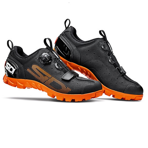 SIDI SD15 ORANGE BLACK