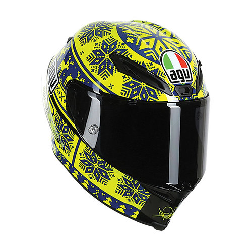 CASCO AGV CORSA WINTER TEST 2015
