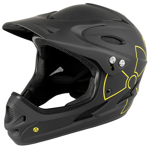 CASCO M-WAVE FALL OUT BLACK DOWNHILL